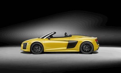 2016 Audi R8 V10 spyder 2