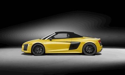 2016 Audi R8 V10 spyder 9