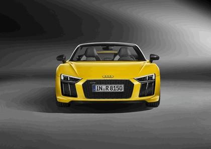 2016 Audi R8 V10 spyder 10