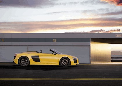2016 Audi R8 V10 spyder 15