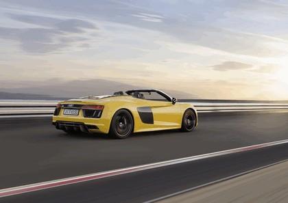 2016 Audi R8 V10 spyder 17