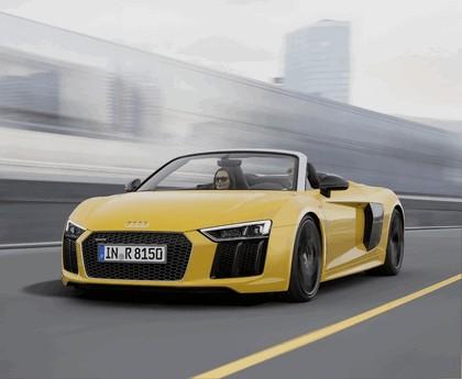 2016 Audi R8 V10 spyder 23