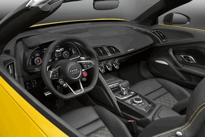 2016 Audi R8 V10 spyder 35