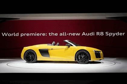 2016 Audi R8 V10 spyder 49