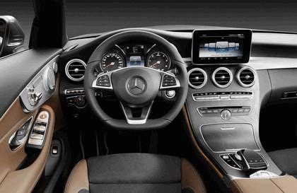 2016 Mercedes-Benz C220d coupé 8