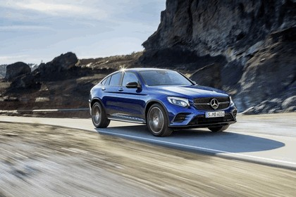 2016 Mercedes-Benz GLC coupé 10