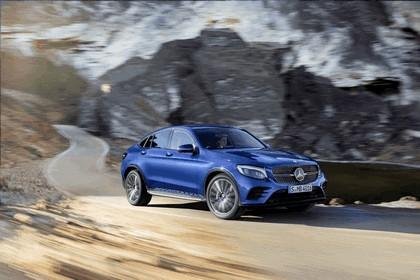 2016 Mercedes-Benz GLC coupé 11