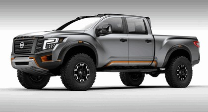 2016 Nissan Titan Warrior concept 1