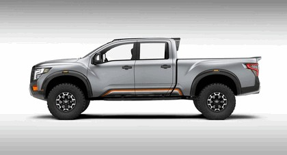 2016 Nissan Titan Warrior concept 2