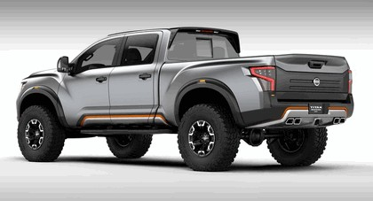 2016 Nissan Titan Warrior concept 3