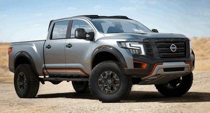 2016 Nissan Titan Warrior concept 4