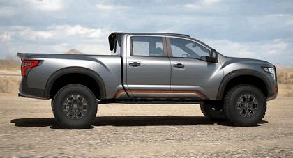 2016 Nissan Titan Warrior concept 5