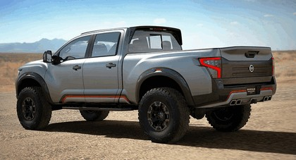 2016 Nissan Titan Warrior concept 6