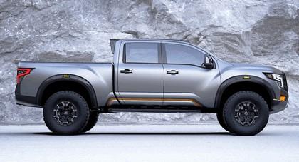2016 Nissan Titan Warrior concept 11
