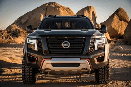 2016 Nissan Titan Warrior concept 17