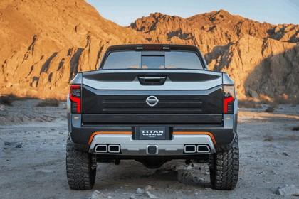 2016 Nissan Titan Warrior concept 20