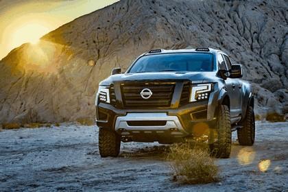 2016 Nissan Titan Warrior concept 21
