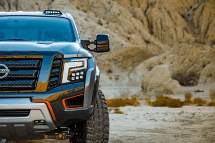 2016 Nissan Titan Warrior concept 22