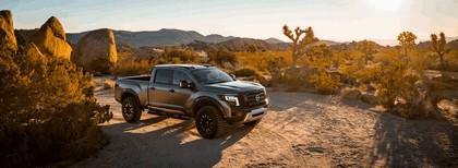 2016 Nissan Titan Warrior concept 24