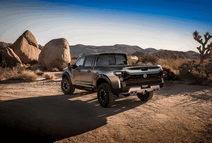 2016 Nissan Titan Warrior concept 25