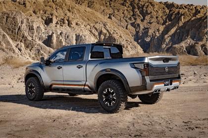 2016 Nissan Titan Warrior concept 27
