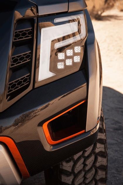 2016 Nissan Titan Warrior concept 30