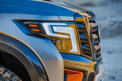 2016 Nissan Titan Warrior concept 39