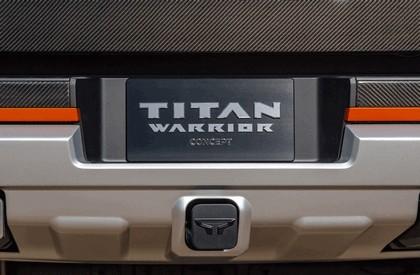 2016 Nissan Titan Warrior concept 46