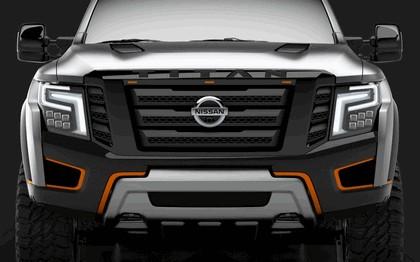 2016 Nissan Titan Warrior concept 47