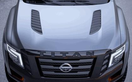 2016 Nissan Titan Warrior concept 48