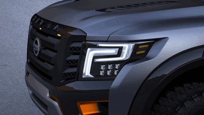 2016 Nissan Titan Warrior concept 50