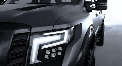 2016 Nissan Titan Warrior concept 55