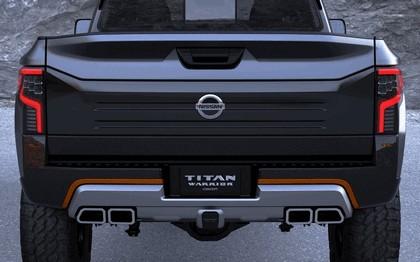 2016 Nissan Titan Warrior concept 56