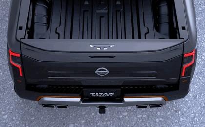 2016 Nissan Titan Warrior concept 57