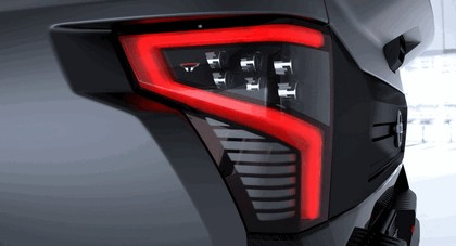 2016 Nissan Titan Warrior concept 58