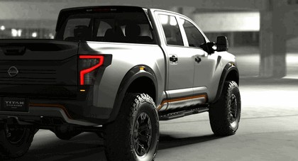 2016 Nissan Titan Warrior concept 59