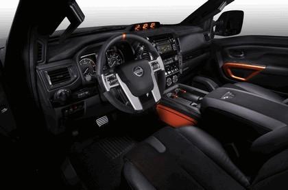 2016 Nissan Titan Warrior concept 61