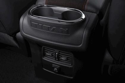 2016 Nissan Titan Warrior concept 72