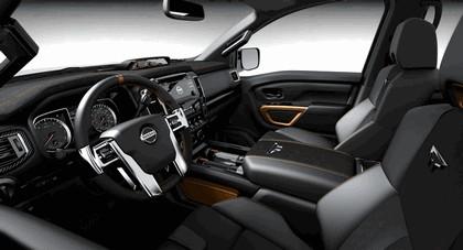 2016 Nissan Titan Warrior concept 76