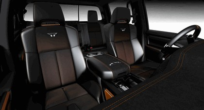 2016 Nissan Titan Warrior concept 78