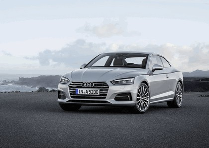 2016 Audi A5 3.0 TDI quattro 8