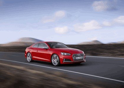 2016 Audi S5 11