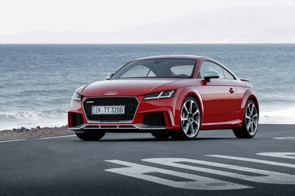 2016 Audi TT RS coupé 3