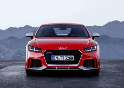 2016 Audi TT RS coupé 7