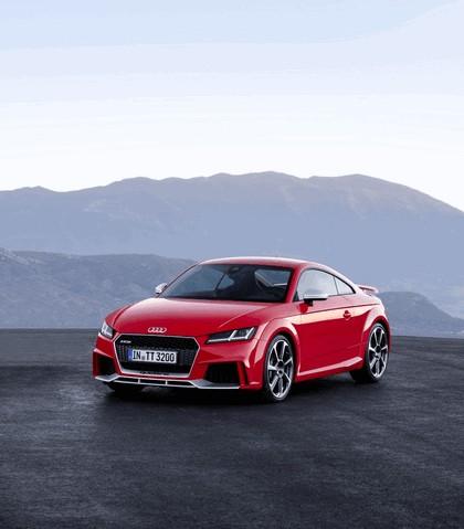 2016 Audi TT RS coupé 10