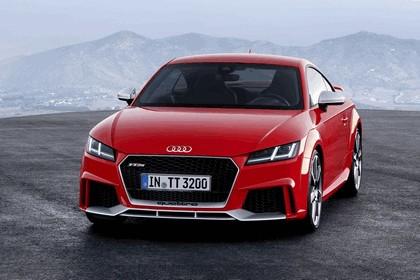 2016 Audi TT RS coupé 15