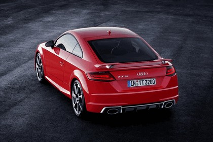 2016 Audi TT RS coupé 17