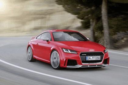 2016 Audi TT RS coupé 18