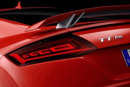 2016 Audi TT RS coupé 31