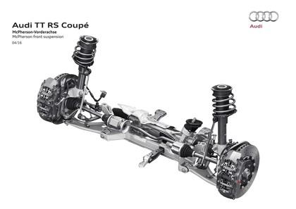 2016 Audi TT RS coupé 40
